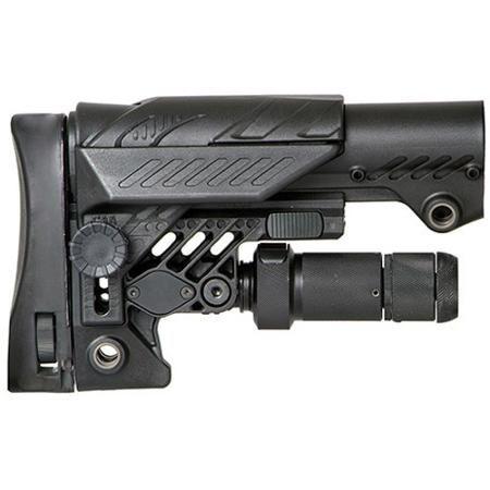 caa advanced sniper stock for ar 15/sr 25, fully