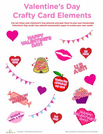 valentine card decoration ideas