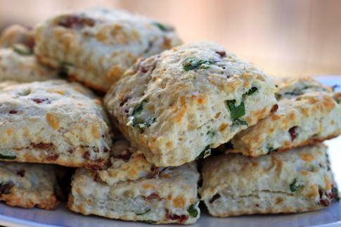 Bacon Cheddar Biscuits Everything taste better with Bacon!