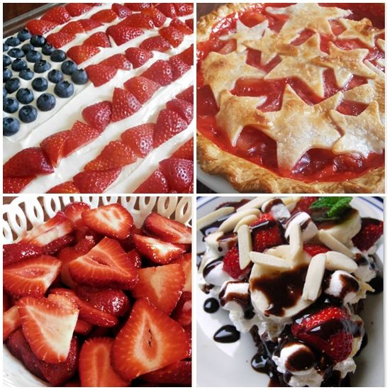 Pin by carla jones on fourth of july pinterest for 4th of july appetizers and desserts