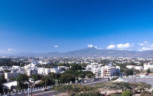 Santiago Dominican Republic  city images : Beautiful view of Santiago Dominican Republic