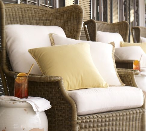 saybrook outdoor furniture cushion slipcovers pottery barn