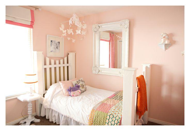 Paint Girls Bedroom Entrancing Decorating Inspiration