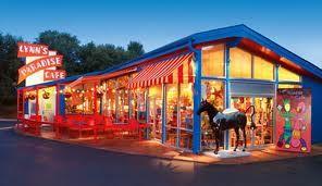 Lynn's Paradise Cafe. | Travel | Pinterest