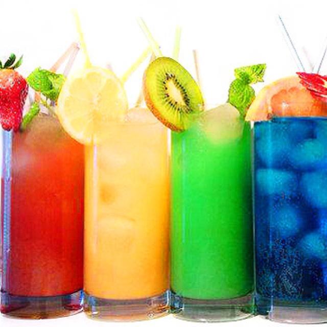 Fun healthy drinks | healthy snacks | Pinterest