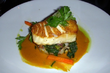Sea Bass with Citrus and Soy | What's Cookin'? | Pinterest