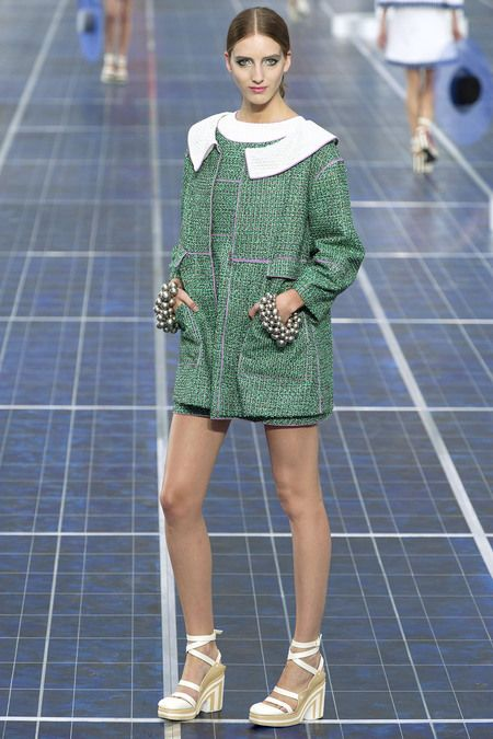 Need. Chanel spring 2013 ready to wear