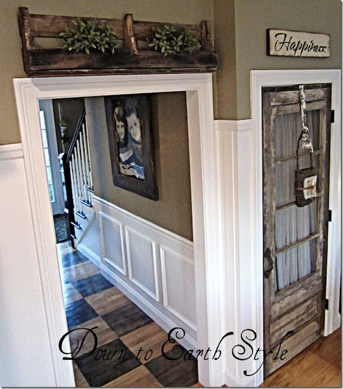 Above the door inspiring decor pinterest for Above door decoration