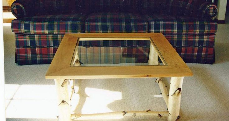 Tree Branch Coffee Table Functional Homemades Pinterest