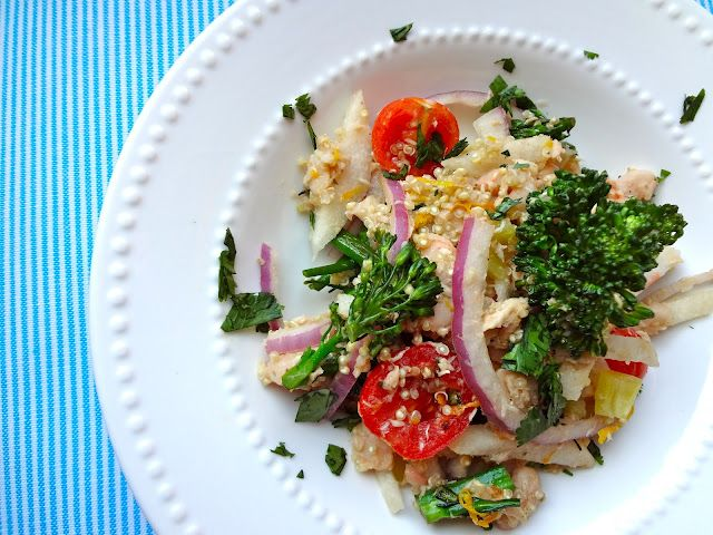 Quinoa Summer Salad | Recipes And Food Gift Collection | Pinterest