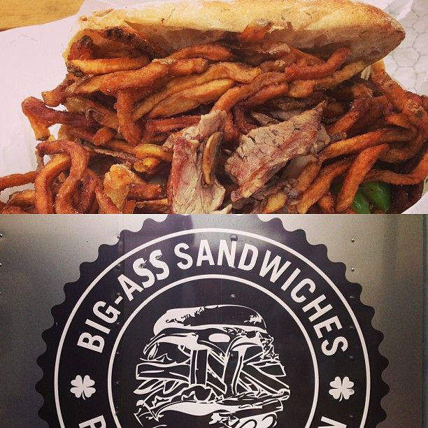 Big ass sandwiches portland