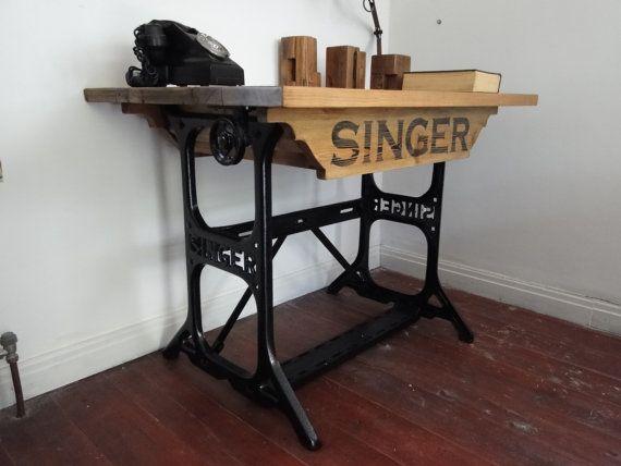 28 repurposed desk rustic reclaimed wood on cast iron repurposed desk rustic reclaimed wood on cast iron watchthetrailerfo