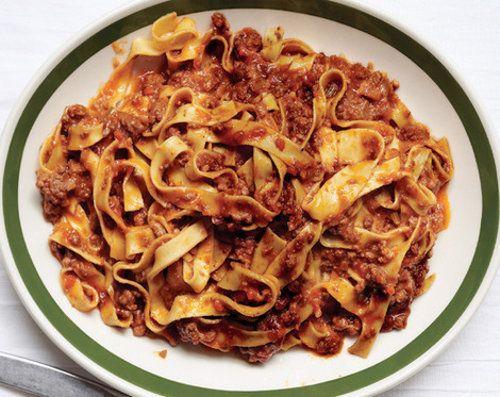 Classic Ragu Bolognese | Food porn | Pinterest