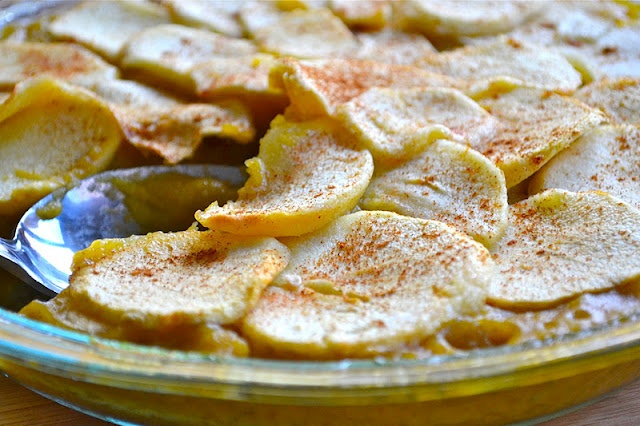 ... Baked Apples - omit butter and sugar (use a bit of oil and natural