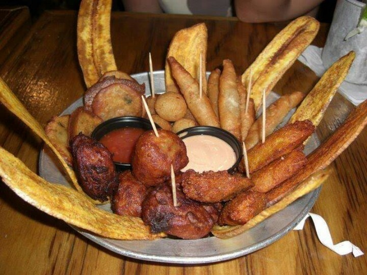 Our appetizer food drinks from puerto rico pinterest for Authentic puerto rican cuisine