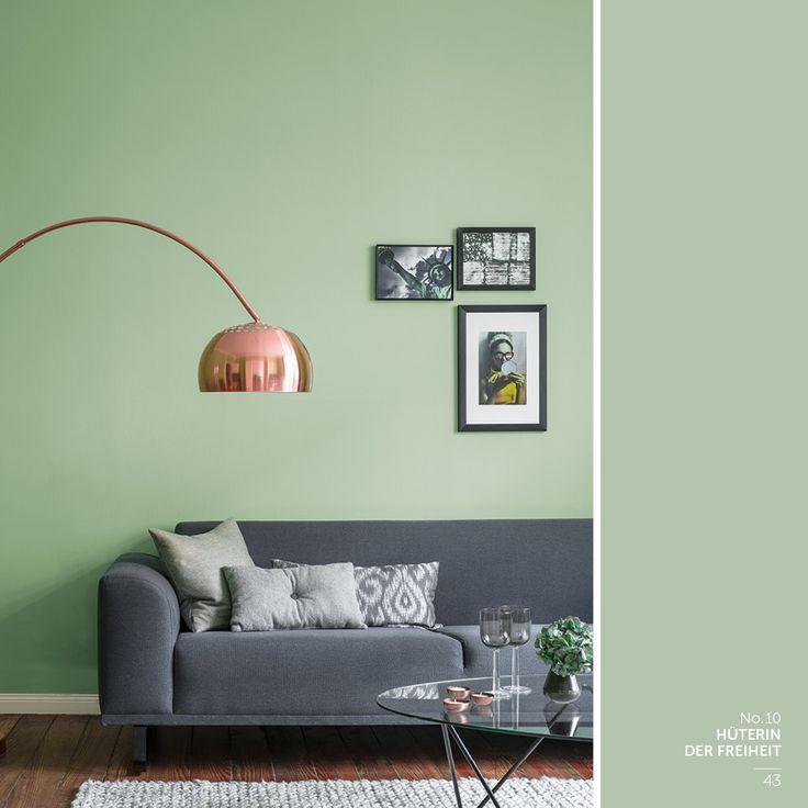 Wandfarben von