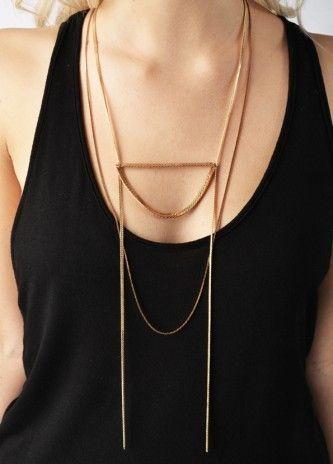 Necklaces - Womens Online Clothing Boutique   Collective Habit