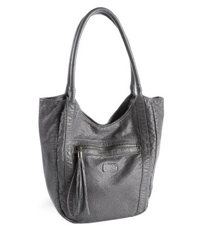 Aero Tassle-Pocket Tote Bag