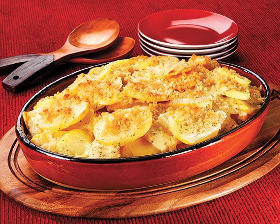 Root Vegetable Gratin - Recipes at Penzeys Spices