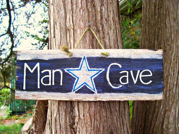 Reclaimed dallas cowboys man cave team logo nfl by junkworksetc 16