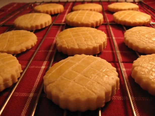 French Butter Cookies From Joy Of Baking Recipe