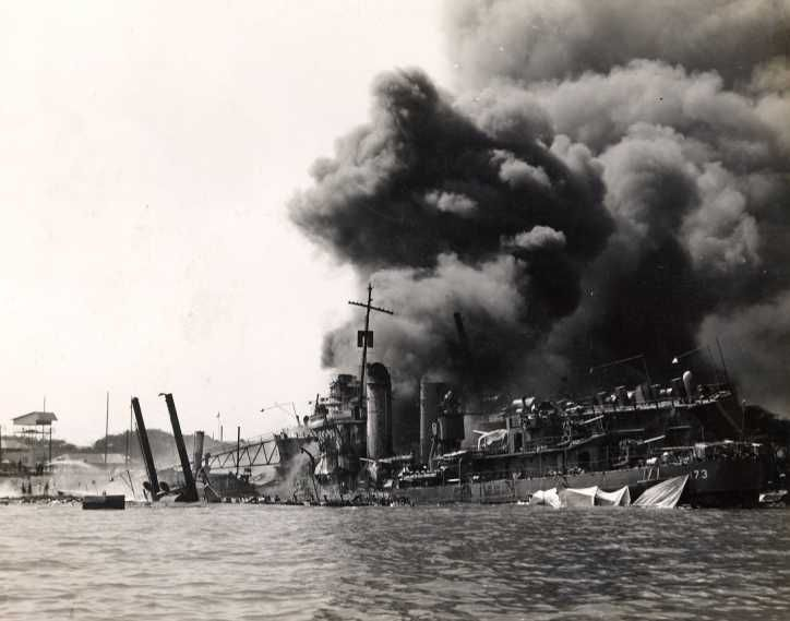 pearl harbor 7 december 1941