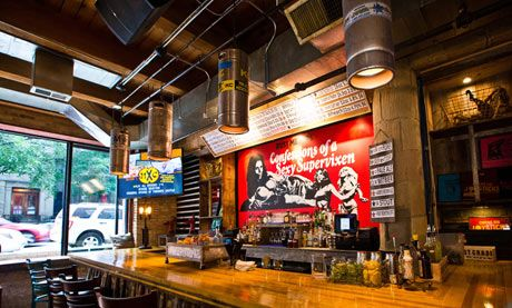 Top 10 bars in chicago