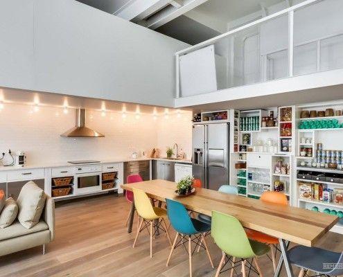 Дизайн практичный квартиры