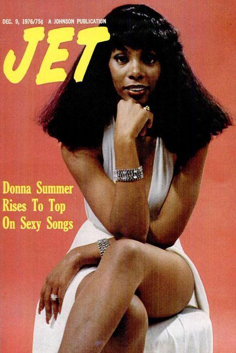 Donna Summer, Jet (1976)