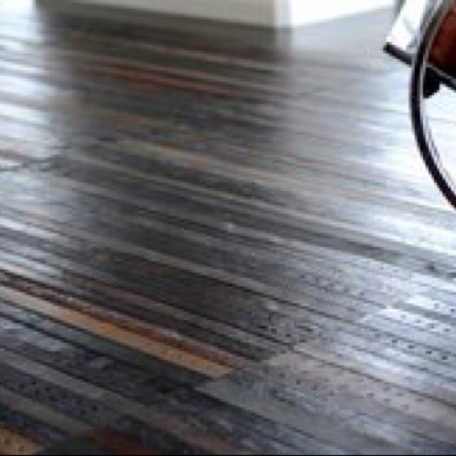 Leather Belt Flooring Dream Home Pinterest