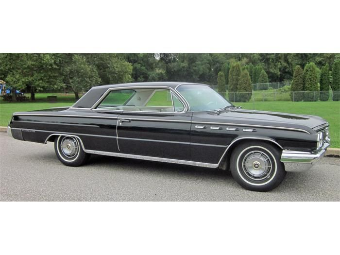 1962 buick electra riviera hardtop buick 1961 1962. Black Bedroom Furniture Sets. Home Design Ideas
