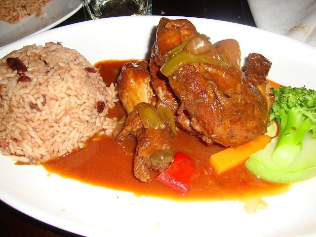 Jamaican Style Brown Stew Chicken | Foods | Pinterest
