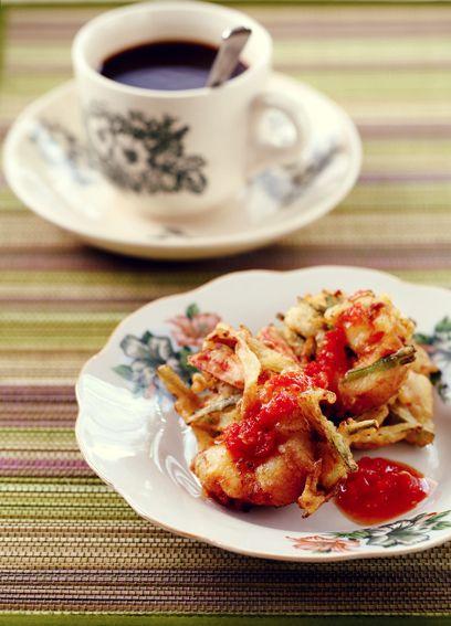 Cucur Udang recipe /prawn cake/fritters | Kuih Muih / Snacks | Pinter ...