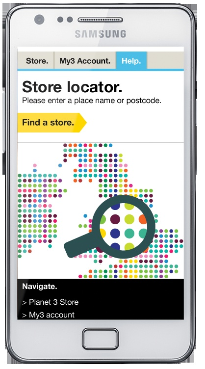 location app for android and iphone