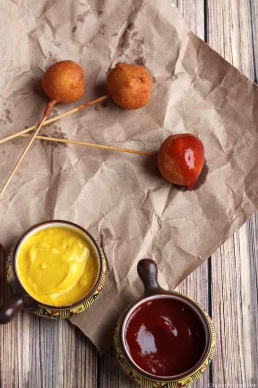 Classic Corn Dogs And Cheese-on-a-Stick Recipes — Dishmaps