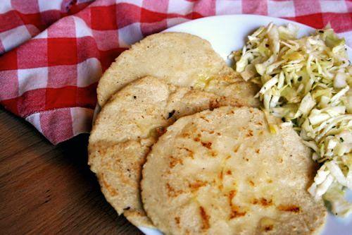 Eat for Eight Bucks: Pupusas con Curtido | Recipe