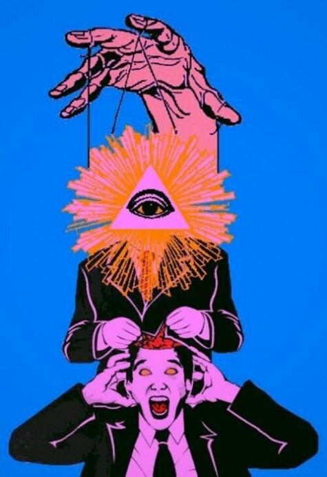 illuminati art - photo #47