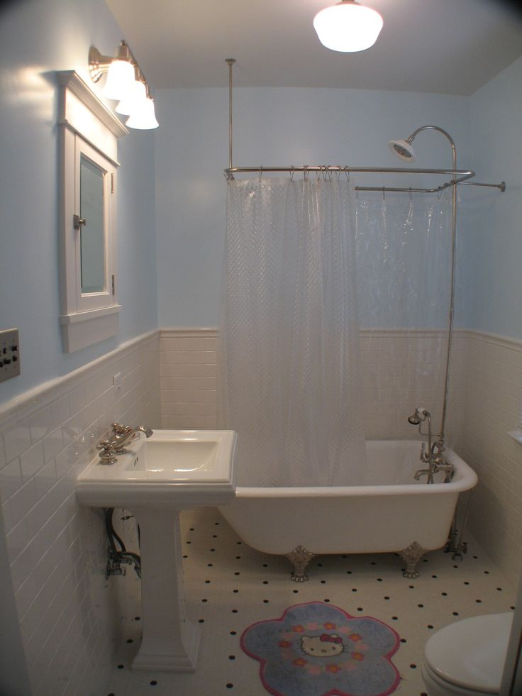 Honeycomb, Subway tile chair rail   Bathroom   Pinterest