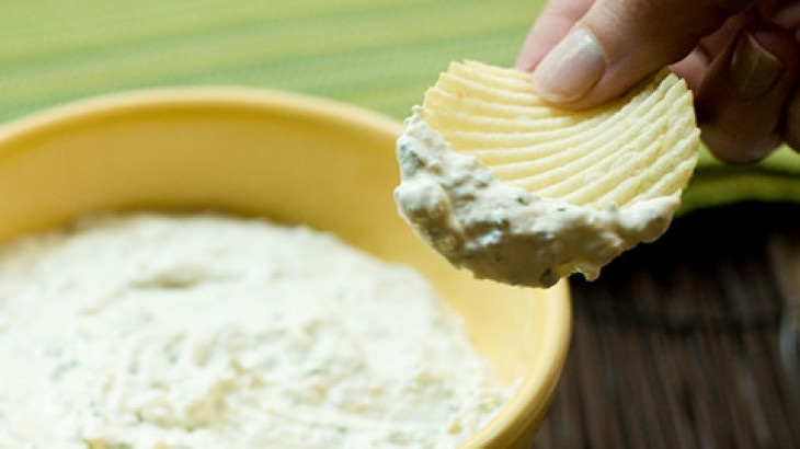 Caramelized Onion Dip Recipe | Cooking | Pinterest