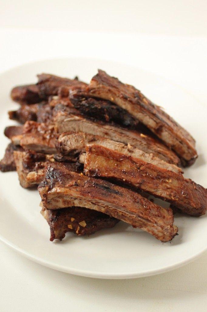 Baby Back Barbecue Ribs Recipe — Dishmaps
