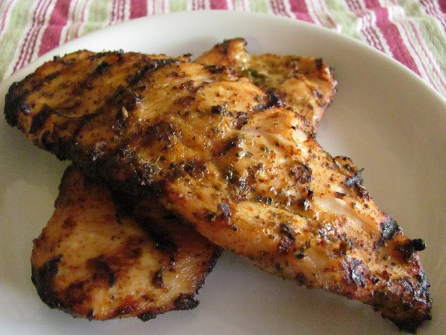 Tequila Lime Chicken | BBQ - Rubs - Grilling | Pinterest
