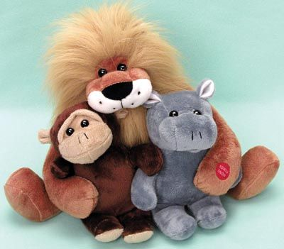 musical stuffed animals for valentine's day