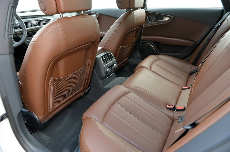 2014 Audi A7 Tdi Interior Rear Cars Pinterest
