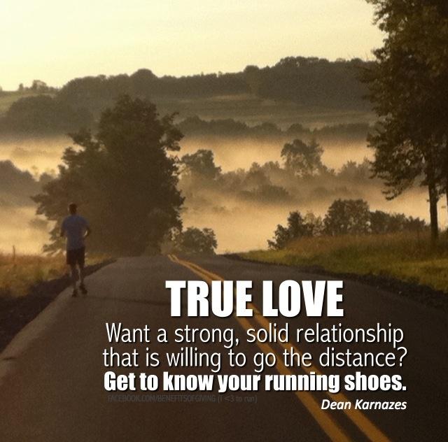 Running from love