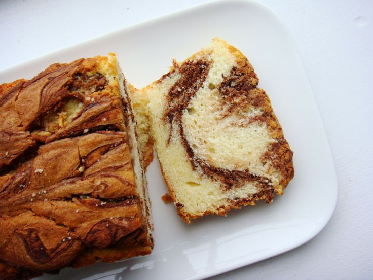 Philly Fluff Cream Cheese Pound Cake recipe follows a cute story