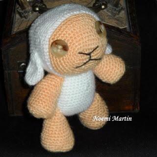 El blog de Noe - Aguja, lana y tijeras: Cotton de Oblivion island