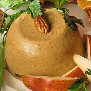 Bourbon-Pecan Pate | Recipe