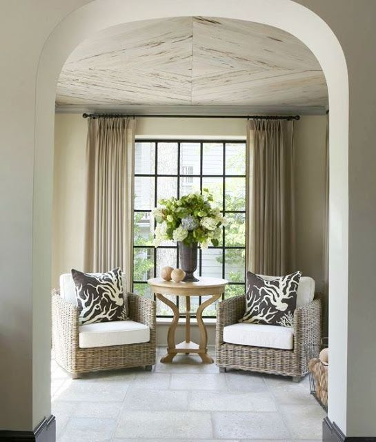 Pin by melissa mazola on decorating pinterest for Window sitting area