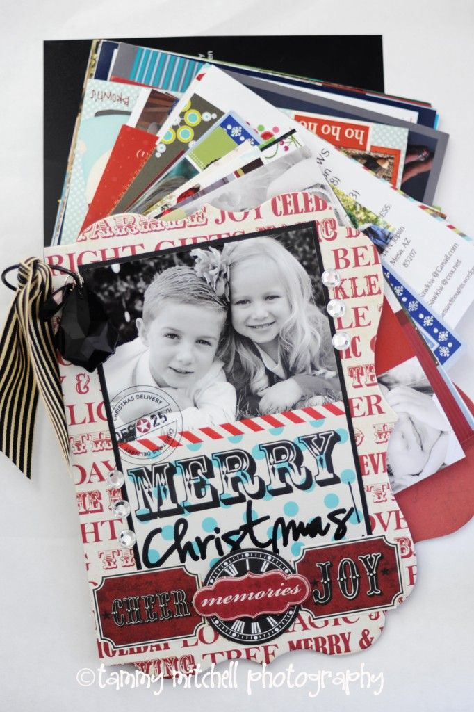 Christmas Card Album | Holliday Decorations