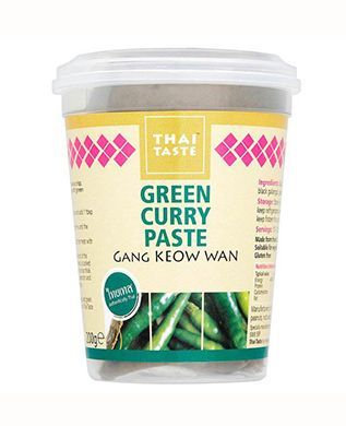 thai green curry paste | Chinese Food | Pinterest